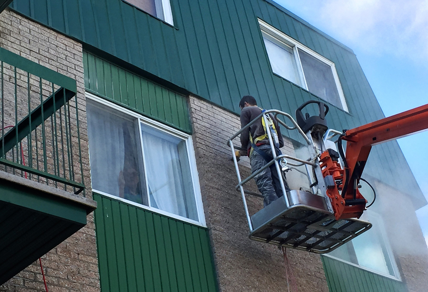 Reparation de beton longueuil
