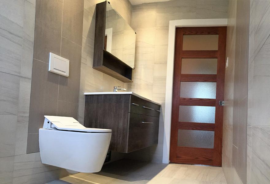 R alisations travaux de r novations salle de bain r no for Toto salle de bain